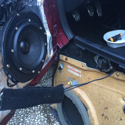 Bielle e pistoni il garage del forum impianto audio nbfl for Aggiungendo spazio sopra il costo del garage