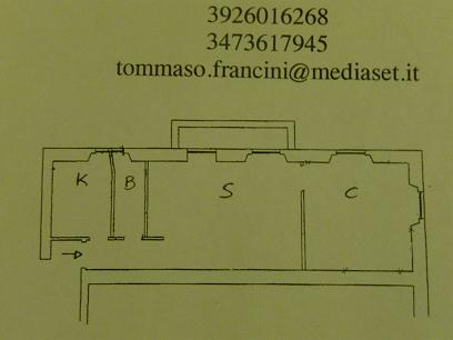 Porta portese vendo appartamento 65 mq zona montemario for Porta portese arredamento